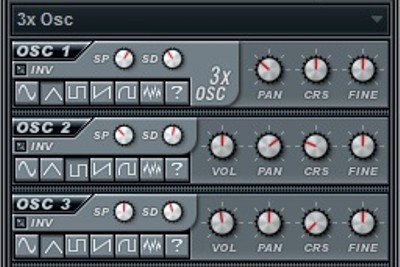 Understanding synths: The principles of 3xOsc