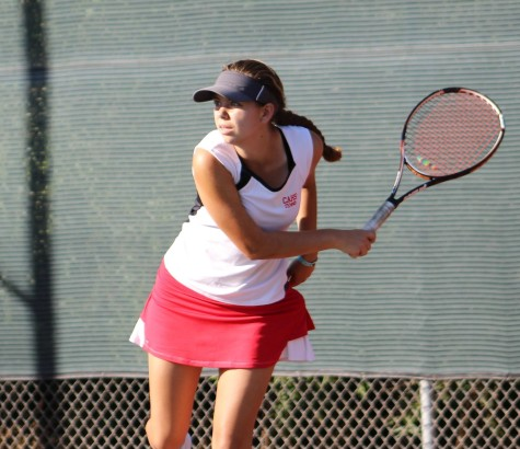 Mighty Caiman Ladies – An Overview of the CAHS Girls Tennis Team
