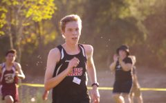The Cross Country Team pushes through in their latest meet