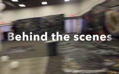 Behind the scenes of Glow Dance
