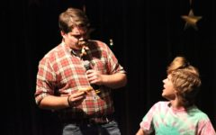 Senior Boys Toss Around Jokes and Fried Chicken at Mr. CAHS 2017