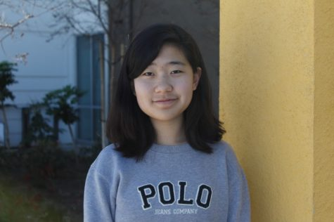 Senior Karis Cho Is National Merit Finalist