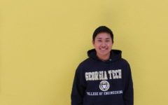 Computing His Future: Senior David Zhou Talks College and Beyond