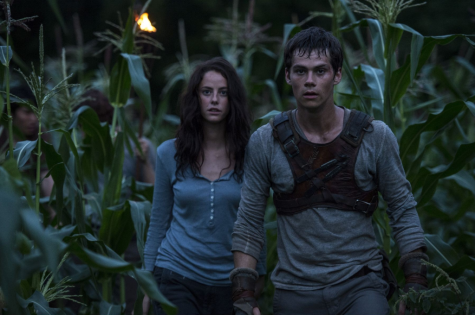 The Maze Runner solves nicely, despite straying from the text