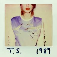 This is the cover of Taylor Swifts 1989 by www.hallels.com.