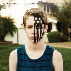 The cover of Fall Out Boy's latest album, American Beauty/American Psycho. Licensed under Fair use via Wikipedia.org