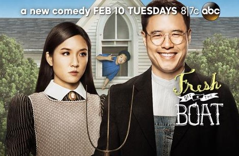 Fresh Off the Boat anchors in a new audience