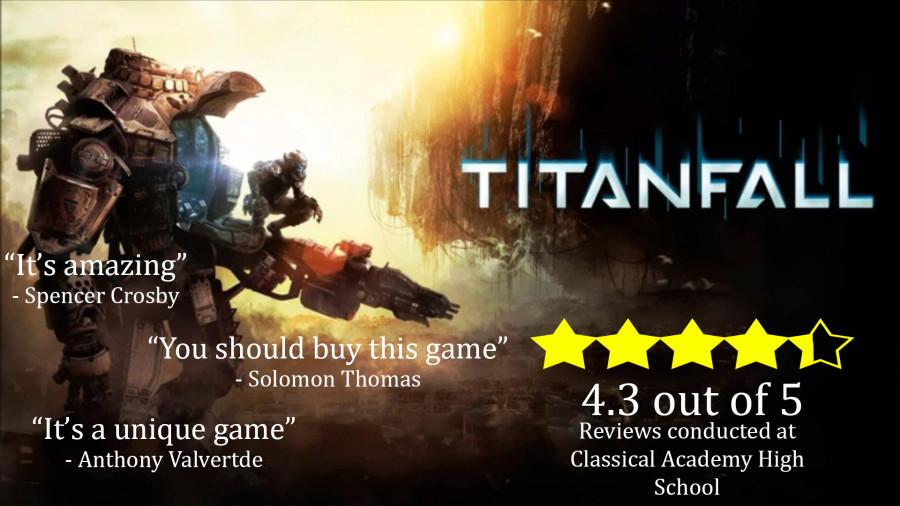 Titanfall brings new features to the video game market