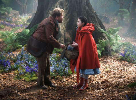 Into The Woods approaches fairy tales in a new way- *SPOILER ALERT*