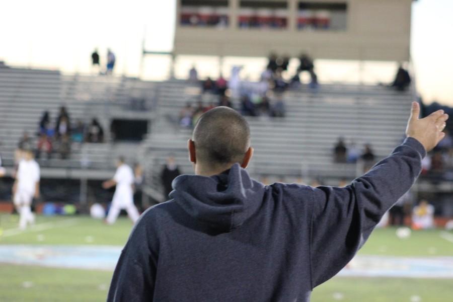 Final year: Mr. Benattia talks about his experience coaching