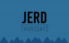 Jerd Thursdays 5/7