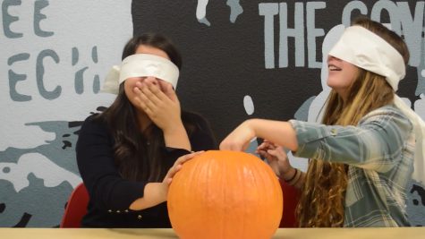 "Classical Students (And Staff!) Play ""What Are You Touching? – Halloween Edition"""