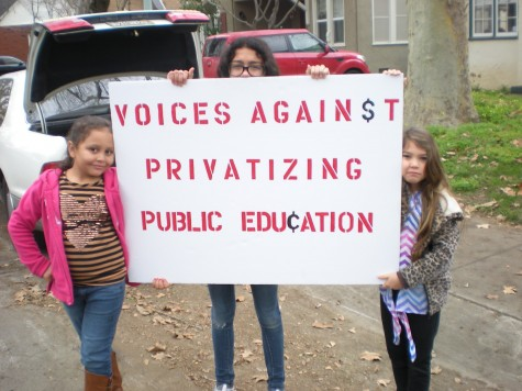Ballot Initiative to repeal the CA Charter School Act of 1992