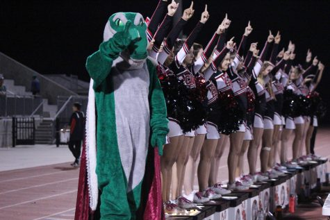 Through the Looking Glass: a Recap of the CAHS 2016 Homecoming Game