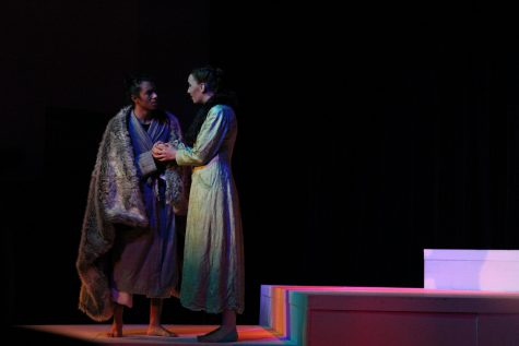 It's all Galactic to me: CAHS Drama Department puts on a Sci-Fi Version of 'Julius Caesar'