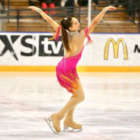 Gold Standard: Junior Amanda Goldstein Overcomes Medical Issues to Take Second at Ice Skating Nationals
