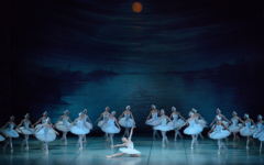 Russian Grand Ballet's Swan Lake Cranes For Splendor But Loses Its Essence