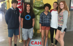 Seven CAHS Seniors Honored by National Hispanic Recognition Program Discuss Testing and the Future