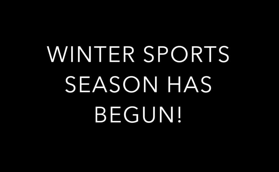 2017-2018 Winter Sports