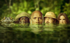 'Jumanji: Welcome to the Jungle' invites us into a blend of old and new elements