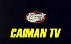 "Behind the Screens: A look at the seniors behind ""Caiman TV"""