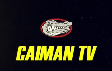 "Behind the Screens: A look at the seniors behind ""Caiman TV"""