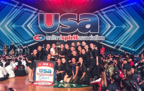 CAHS Varsity Dance are national champions at 2018 USA Dance Nationals