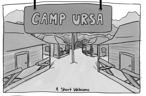 Camp Ursa: A Short Webcomic Part 1