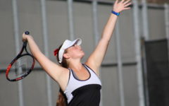 Win Together, Lose Together: CAHS Girls' Tennis Battles San Diego Jewish Academy