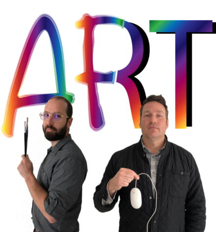 The Traditional and Digital Arts: A look at the CAHS art teachers