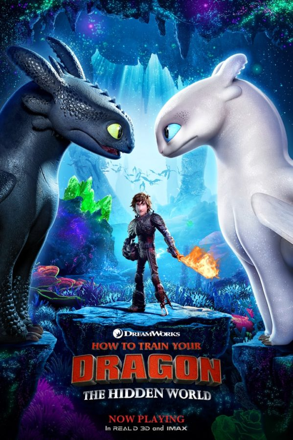 How to Train Your Dragon: The Hidden World— Repeat or Retweet?