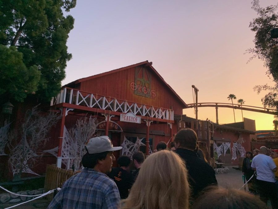 Knott's Scary Farm Mazes: Are they Tricks or Treats?
