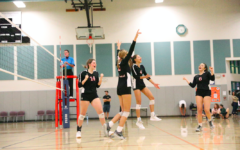 Varsity Girls Volleyball (10/10/19)